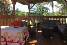 Afternoon on the lanai