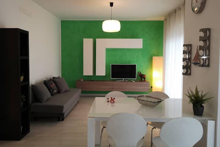 The Green Wall House - Verona M0230912742