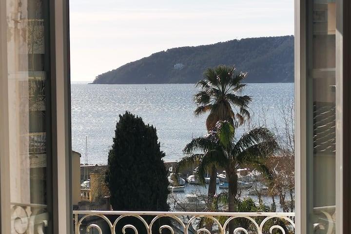 Mourillon neuf  - 1min plages - Belle Vue Mer