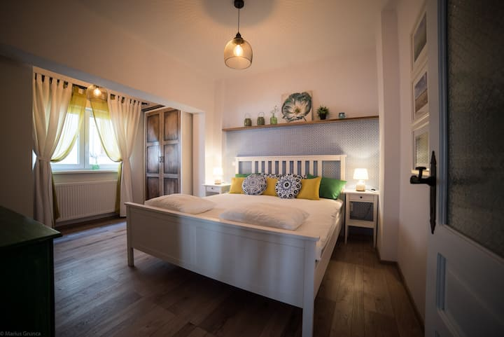 Colorful and cozy Apartment in Sibiu