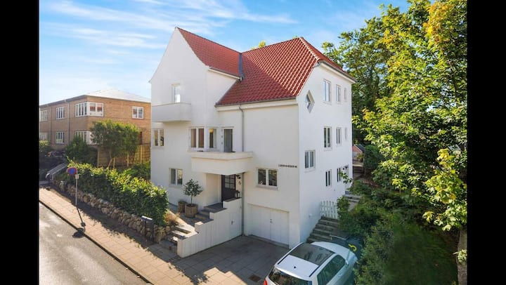 Beautiful family house in aalborg city