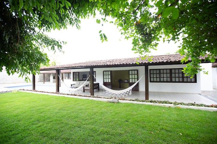 Casa em Aldeia - conforto para 13 pessoas