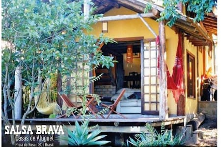Salsa Brava casas de aluguel - Imbituba - Huis