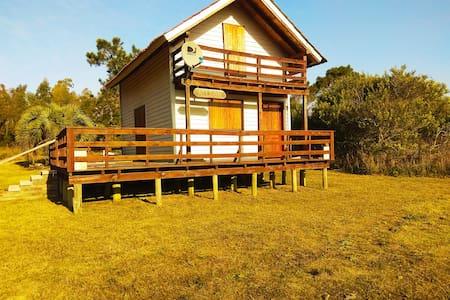Cabaña Nelson, ideal  para 4 personas