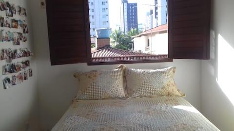 Confortável quarto em Manaíra