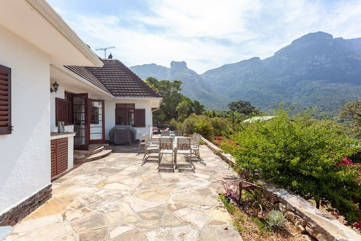 Kirstenbosch Gardens Retreat Home