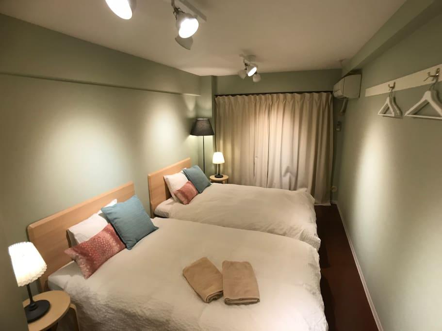 代官山4min歩 恵比寿8min歩 25㎡ Max4 Pocket Wifi 快適 閑静 飲食店 Apartments For Rent In Shibuya Tokyo Japan