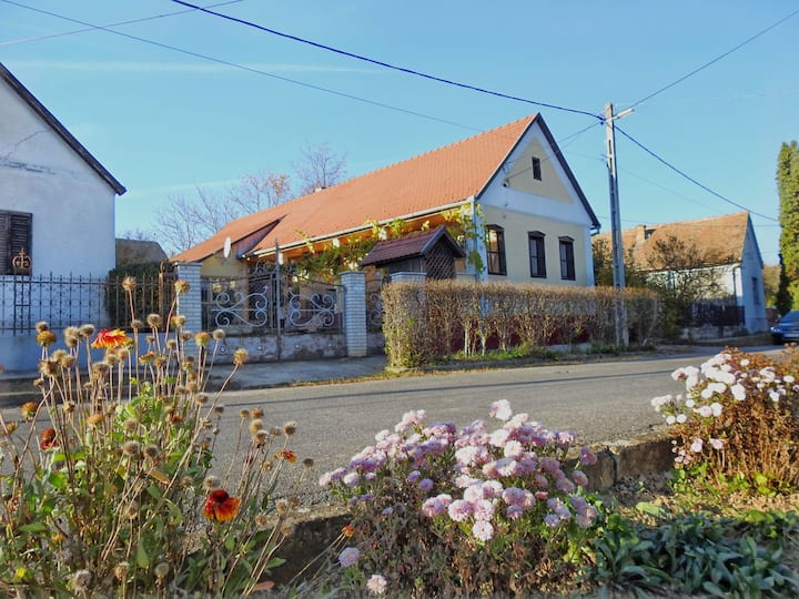Het Hongaarse Huisje