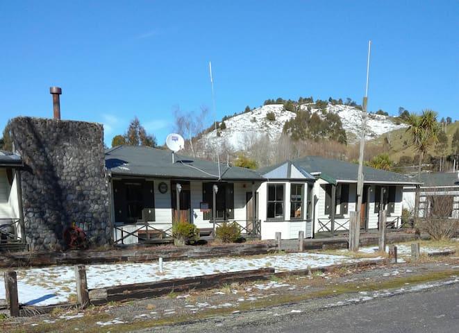 Slalom Lodge.