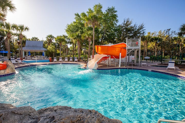Adventurous Family Vacation at Calypso Cay - 1 BD
