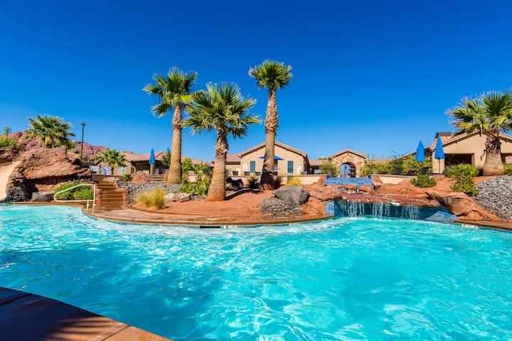 Beautiful Family Rental...Check out this Pool!! - Santa Clara