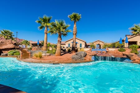 Beautiful Family Rental...Check out this Pool!! - Santa Clara