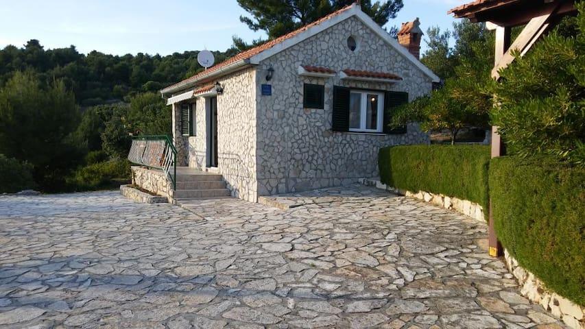 Stone House Stella Maris by the sea