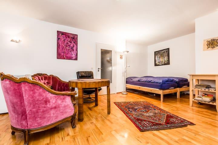K44 zentral gelegenes Studio-Apartment in Köln Nippes