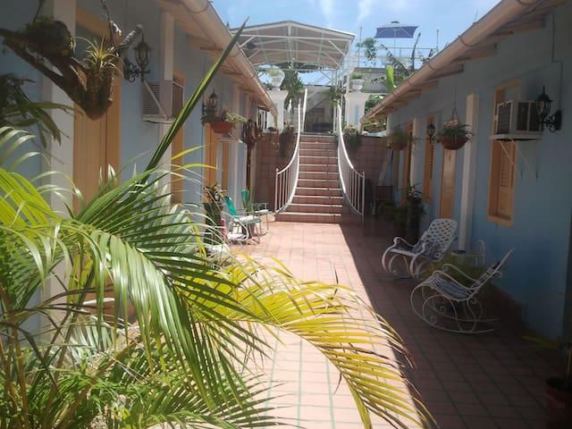 Habitacion # 4 de Hostal LA CASONA DE SANTA RITA