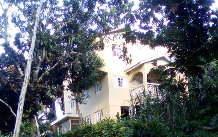 The Oak Restore Hope House