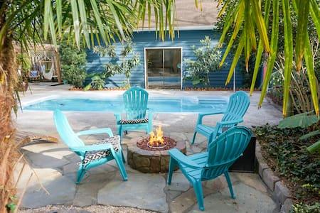 Indigo House Poolside Retreat
