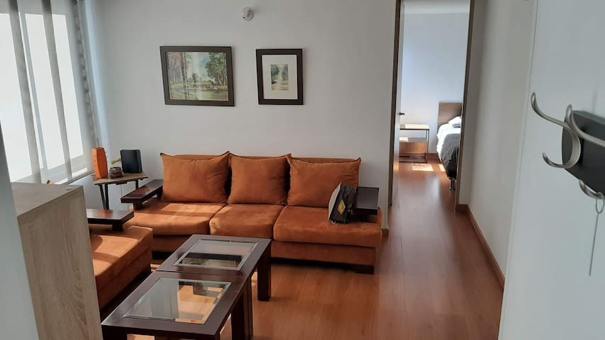 Nice & conveniently located apartment in Poblado