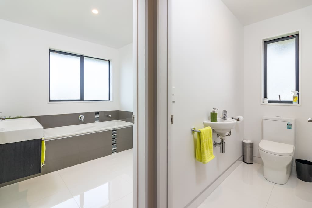 Guest Bathroom and Toilet