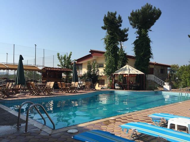Entire villa apartment between Kavala and Drama
