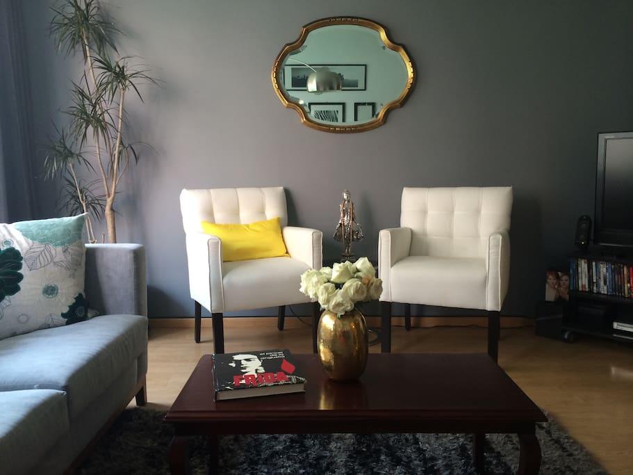 Living room / Sala