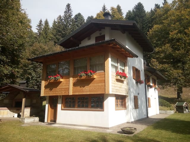 Chalet Anna Vetriolo - CIPAT: 022216-AT-064650