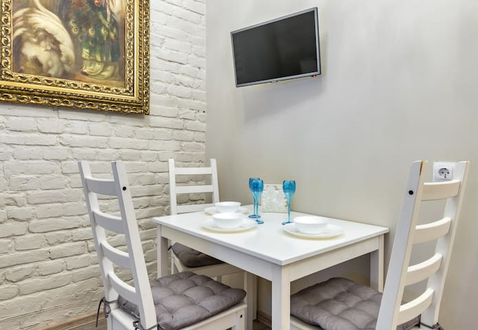 "Apartment ""Pushkin"" in the city Center"