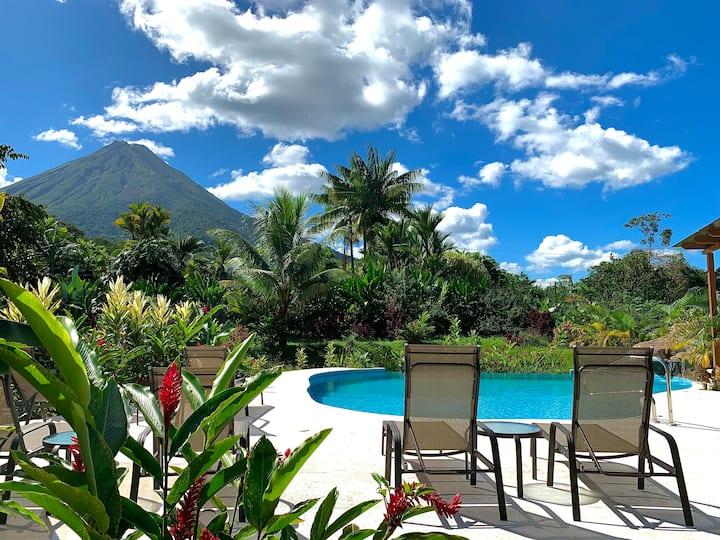Villa Tucan ;)(BrandNew+Pool+HotTub+Wifi+A/C)
