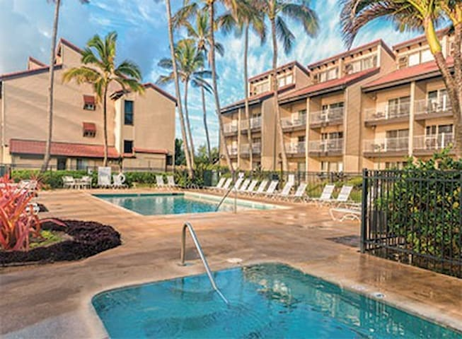 Kapa'a Shore, Hawaii, 1 Bedroom #1 - Kapaa - Apartment