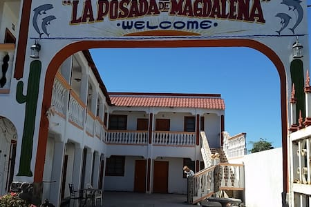 La Posada de Magdalena 5 - Apartment