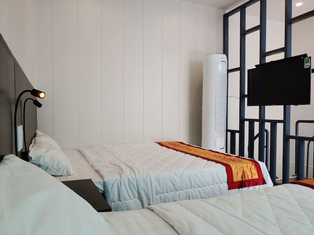 second bedroom's amenity