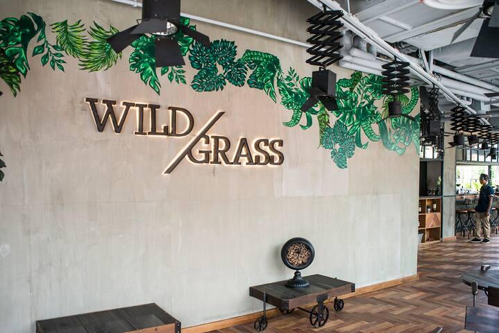 Wild Grass dining