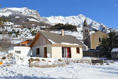 Chalet de montagne pour ski, balades ou farniente - Les Orres