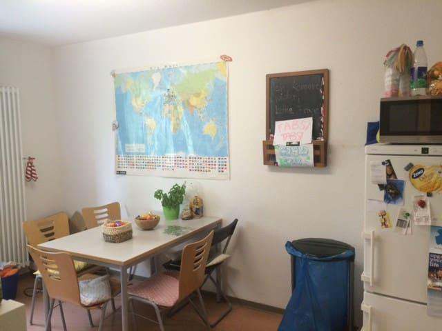 Zimmer in WG in Nähe des Rheines - Mannheim - Pis