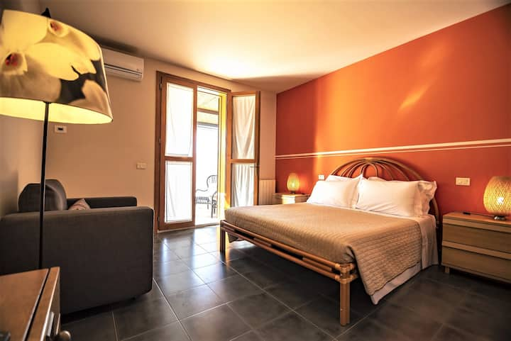 Country Resort Le Due Ruote - Junior Suite-Veranda