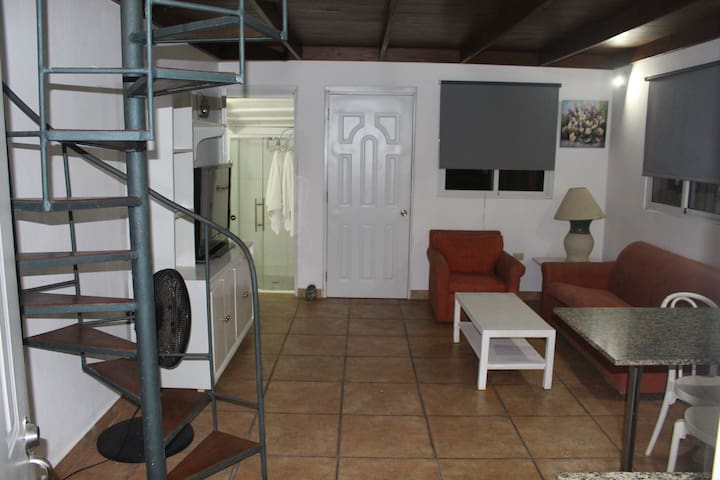 Small one bedroom apartment in pedro clisante