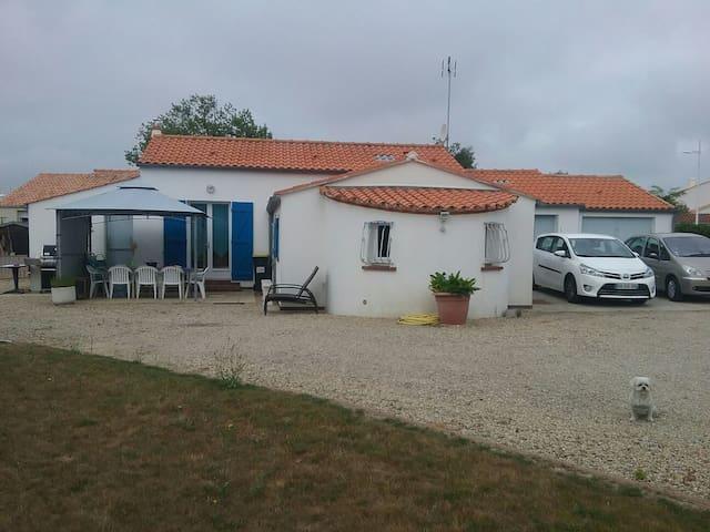 Villa Coudray une chambre à 35 euros