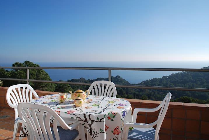 Apartamento muy tranquilo-Fantasticas vistas mar