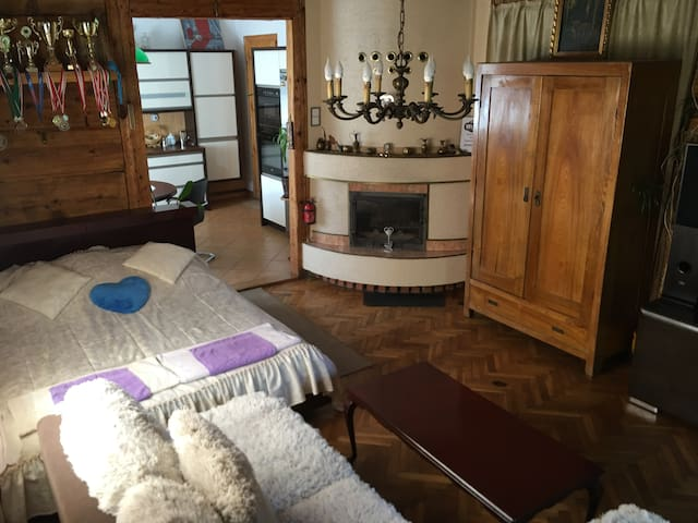 Apartment for two in Sanok