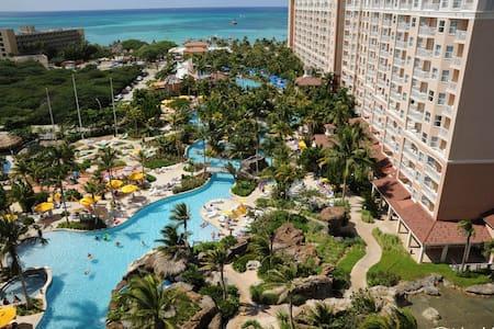 Marriott's Aruba Surf Club Spring Break Rental - Noord