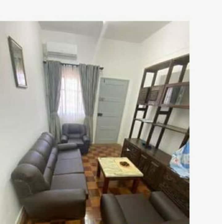 Bedroom in Maputo City Center Near Everything