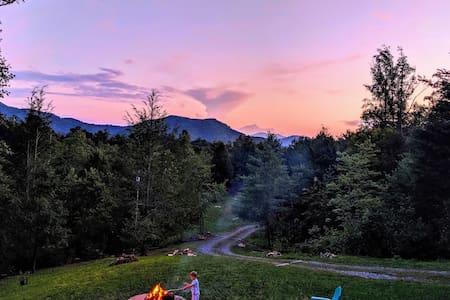 Tranquil Mountain Retreat - WNC