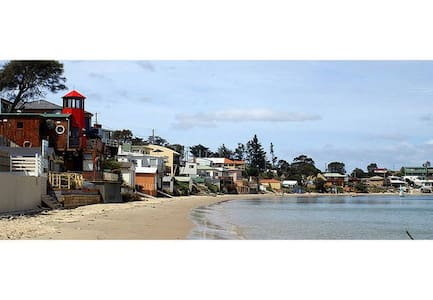 The Lighthouse on the Beach - BEST BEACHFRONT!! - Opossum Bay