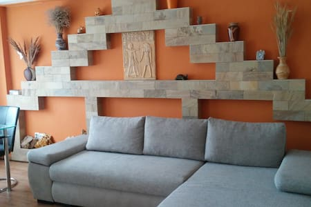 Narancsvirág apartman - Boedapest - Appartement