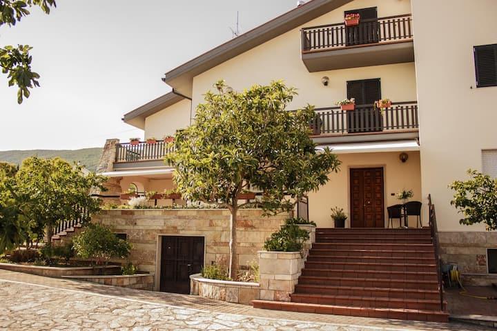 B&B Villa Ruberto - Camera Matrimoniale o Doppia