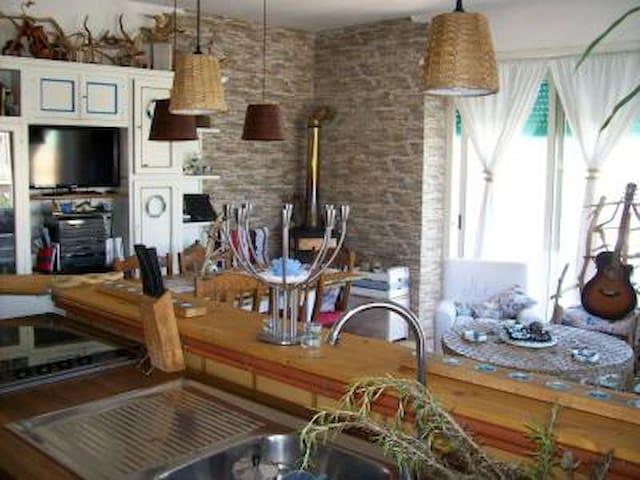 appartamento Il mare delle meraviglie - Minturno - Apartamento