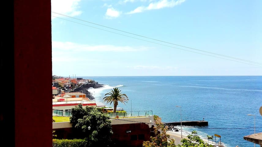 Madeira Native Motion By Sea - Paul Do Mar - Appartement