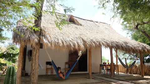 TwoTenº Tiny Beach house in Popoyo | Nicaragua