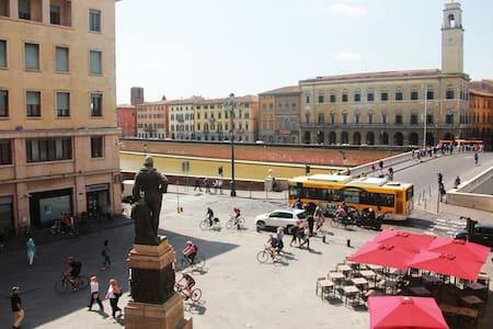 Heart of Center - Pisa - Apartment