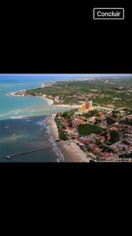 Apartamento Beira-Mar - Parnamirim - Lägenhet